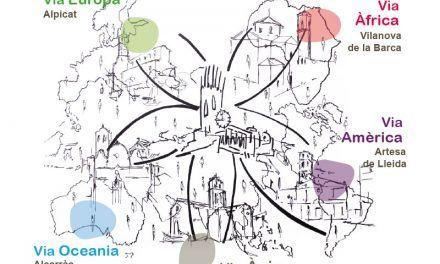 """""""III Marxa per la Pau a Lleida"""". Programa de actividades"""