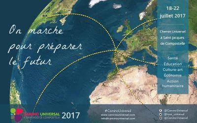 Le Chemin Universel à Saint-Jacques de Compostelle 2017, en cours!