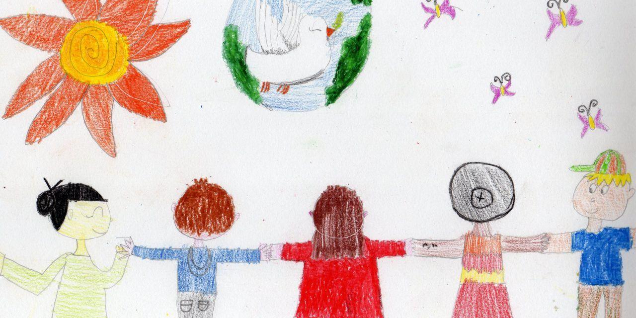 """Segovia. Concurso de pintura infantil para el cartel """"Camino Universal en Segovia 2017"""""""