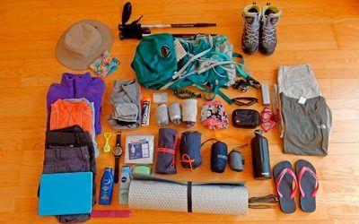 04 – ¿Cómo organizar la mochila?